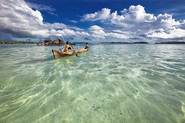 voyage en yacht en indonesie