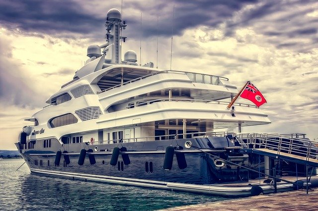 yacht en indonesie